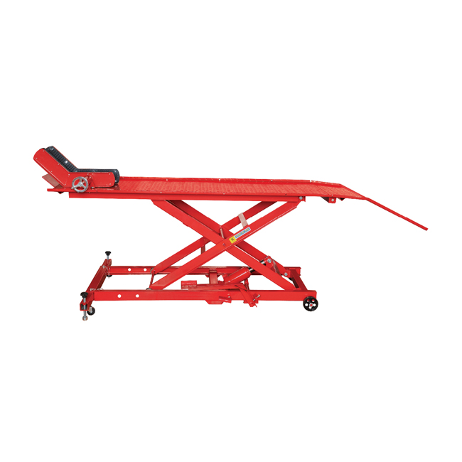HF98041 1000LB MOTORCYCLE LIFTING DEVICE