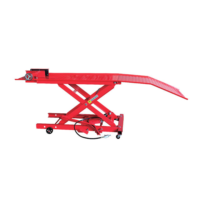 HF98044 800LB MOTORCYCLE AIR LIFTING DEVICE